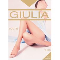 Колготки без носка Giulia TOE 15