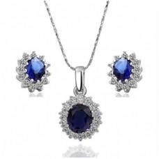 Комплект с кристаллами Сваровски 25620