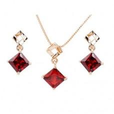 Комплект с кристаллами Сваровски 38492