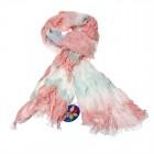 """Легкий шарф с небольшим """"жатым"""" эффектом Z-19"""